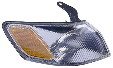 Depo 312-1520R-AC Toyota Camry Passenger Side Replacement Signal Light Assembly - 1999 Toyota Camry Bumper