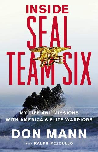 Download Inside SEAL Team Six: My Life and Missions with America's Elite Warriors pdf