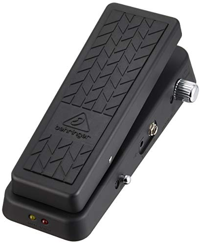 (Behringer Hellbabe HB01 Ultimate Wah-Wah Pedal with Optical Control)