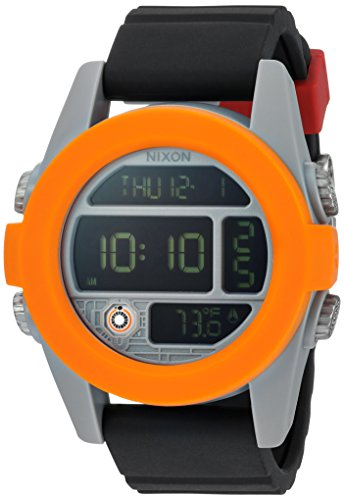 Nixon Unisex The Unit - The Star Wars Collection Poe Blac...