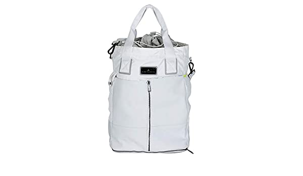 b18836d95f Amazon.com   adidas-Women`s Stella McCartney Tennis Bag White ...