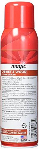 Magic Cabinet & Wood Cleaner & Polish Aerosol Spray, 17 oz | Tools ...