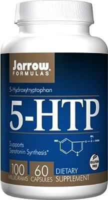 Jarrow Formulas 5-HTP 50mg