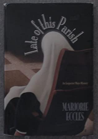book cover of Late of This Parish