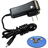 HQRP Charger AC Adapter for GOgroove SonaVERSE BX, BlueSYNC BX, SonaVERSE BXL, AYL Portable Bluetooth Wireless Speaker System SONAVERSE-BX SONAWAVE-3 Boombox GO Groove Sona VERSE Cord + Coaster