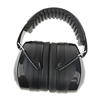 Lovoski Adult Ear Muffs Noise Reduce Safety Sport Ear Hearing Protections