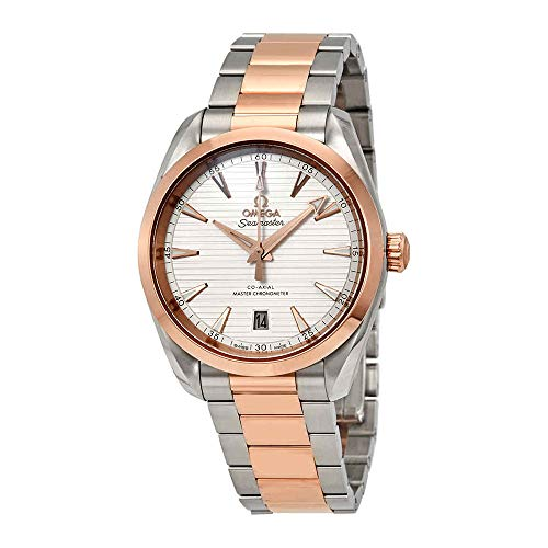 Omega Seamaster Aqua Terra Automatic Chronometer Silver Dial Men's Watch ()