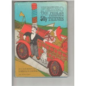 Pezzo the peddler and the thirteen silly thieves 0200716751 Book Cover