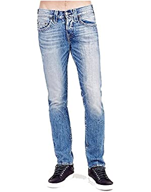 Rocco Relaxed Skinny Quickfade Jean