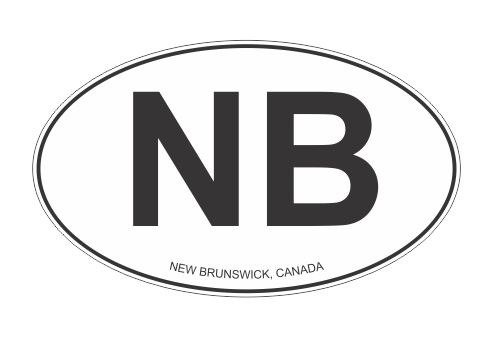 canada oval decal - 7