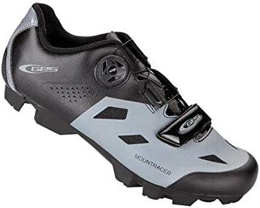 GES - Zapatos de Bicicleta de montaña para Bicicleta de montaña ...