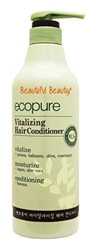 Ecopure Healthy - ECOPURE VITALIZING HAIR CONDITIONER 700ml - NATURAL ORIGIN INGREDIENTS 91.5%