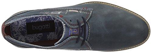Bugatti F7527pr56, Zapatillas de Estar por Casa para Hombre Azul (Navy 423)