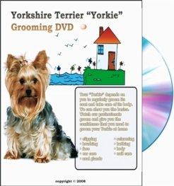 Amazon Com Yorkshire Terrier Yorkie Dog Grooming Dvd Video