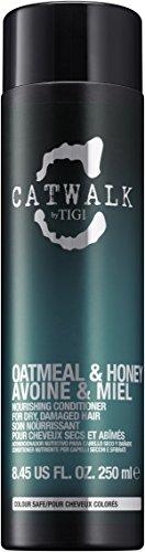 Tigi Catwalk Oatmeal and Honey Nourishing Conditioner for Unisex, 8.5 Ounce -