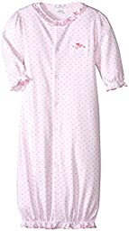 Kissy Kissy Baby Girls Once Upon A Time Converter Gown, Pink, Small