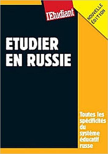 Ebook gratuit télécharger Etudier en Russie PDF iBook by Stéphane Renault
