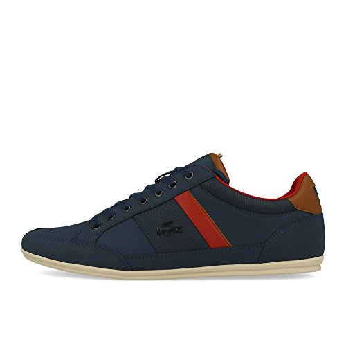 buy cheap cheapest price free shipping shop for Lacoste Chaymon 318 2 CAM Navy Brown Blue feaxFqJd