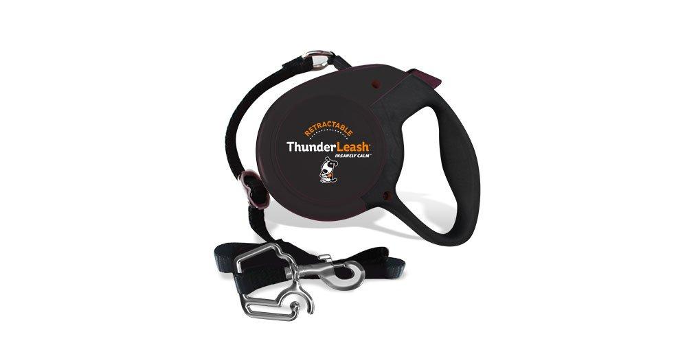 ThunderLeash Retractable No-Pull Dog Leash - X-Small