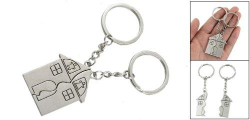 Comprar online en tienda Llavero casa de compromiso para enamorados
