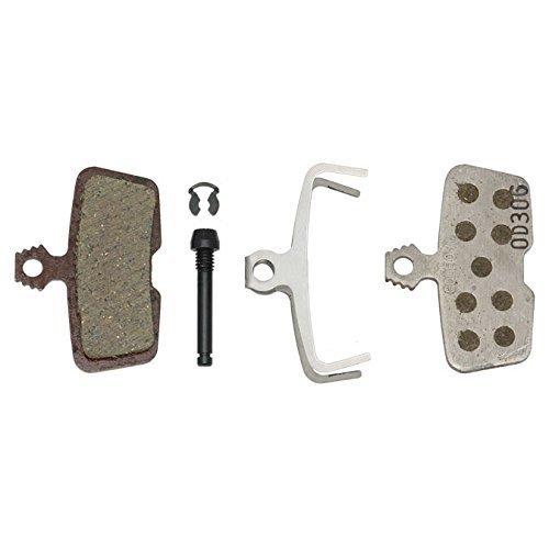 Avid Code MY11 Organic AL Mountain Bicycle Disc Brake Pads – Pair – 00.5315.023.020 by Avid