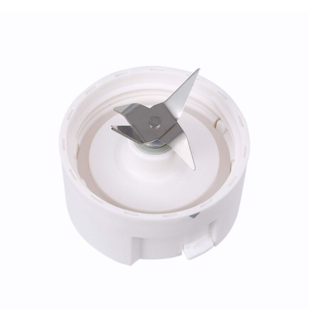 JCOCO Exprimidor casero, máquina del jugo, máquina del jugo, máquina de cocinar, mini taza que acompaña portable (color : Blanco): Amazon.es: Hogar