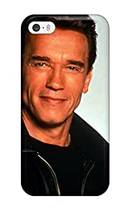 Frank J. Underwood's Shop 7790216K22610060 New Premium Flip Case Cover Arnold Schwarzenegger Skin Case For Iphone 5/5s