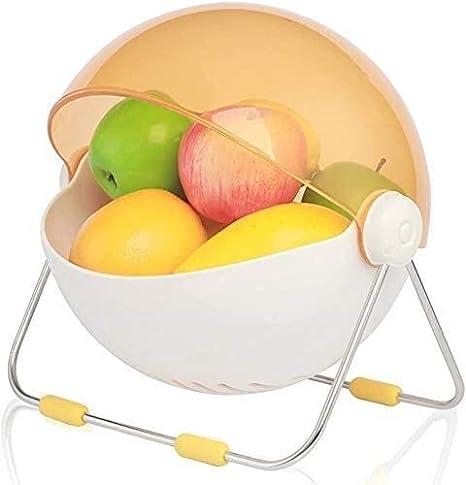 DMEI Fruit Basket Living Room Desktop Fruit Bowl Creative Fashion Storage Basket Fill in Small Items or Decoration