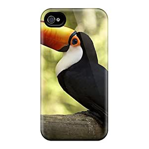 Perfect Cases Diy For SamSung Galaxy S3 Case Cover Anti-scratch Protector Cases (toucan)