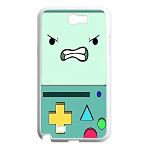 Beemo Adventure Time Original New Print DIY Phone Case for Samsung Galaxy Note 2 N7100,personalized case cover ygtg588284