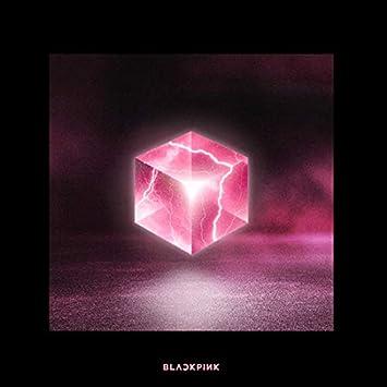 BLACKPINK - [Square Up] 1st Mini Album Random Ver CD+Booklet+PhotoCard+SelfieCard+Lennticular Lyrics+Postcard K-POP Sealed