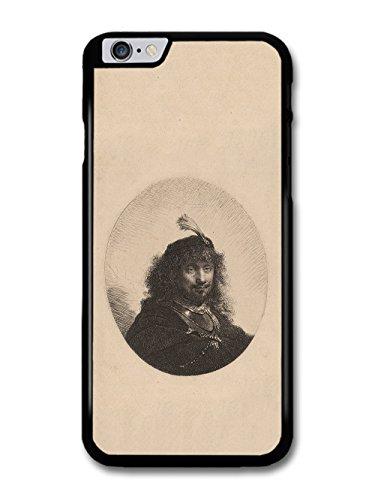 Rembrandt Van Rijn Self Portrait Artist Art Vintage case for iPhone 6 Plus 6S Plus