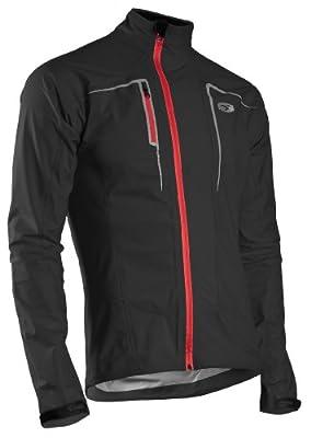 Amazon.com : Sugoi Mens RSE Neoshell Jacket, Black, Small : Cycling Jackets : Sports & Outdoors