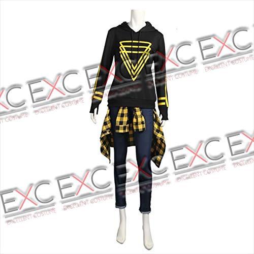 【コスプレ】A3!(エースリー) 斑鳩三角(いかるがみすみ) 私服 風 コスプレ衣装【オーダーサイズ】