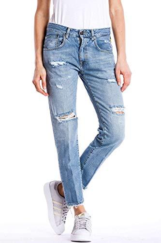 Meltin'pot Vestibilit Modello Per Donna D2013 Boyfriend up680 Lorena Jeans ZxrwZqFg