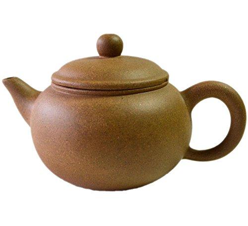 Yixing Teapot 5.4oz Yellow Huangduan Zisha Chinese Tea Pots