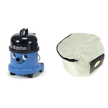 "Vacuum Cleaner Hoover 12/"" Round Cloth Filter Numatic Basil David Edward Nuvac"