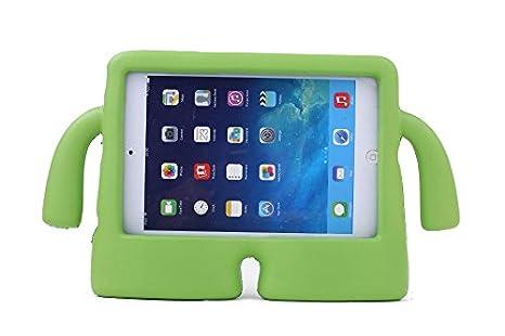 ipad Mini caso, ISAKO mtong 3D niños Caso lindo protección súper ...