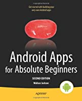 Android Apps for Absolute Beginners, 2nd Edition Front Cover