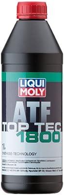 Liqui Moly 20032 Top Tec ATF 1800 Transmission Fluid - 1 Liter