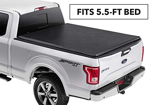 Extang Express Tonno Roll-up Truck Bed Tonneau Cover | 50475 | fits Ford F150 (5 1/2 ft bed) - Tonno Cover Tonneau Express