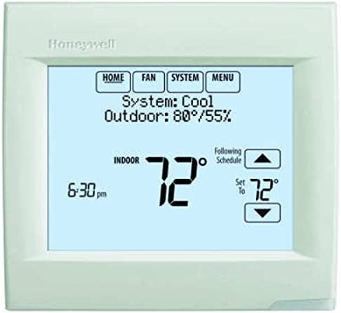 Honeywell TH8320R1003 VisionPro RedLINK Thermostat