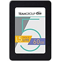 Team Group L5 LITE 2.5 60GB SATA III Internal Solid State Drive (SSD) T2535T060G0C101