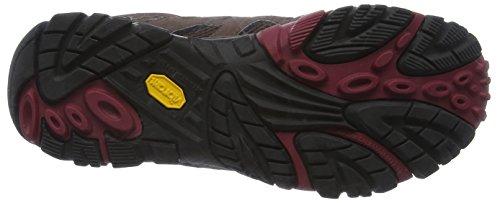 Moab de Homme GTX Marron randonnée Chaussure Soil Potting Montante Merrell gdRpqwR