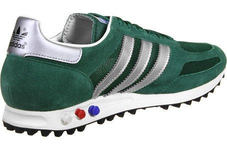 adidas la Trainer Og, Zapatillas para Hombre verde plateado