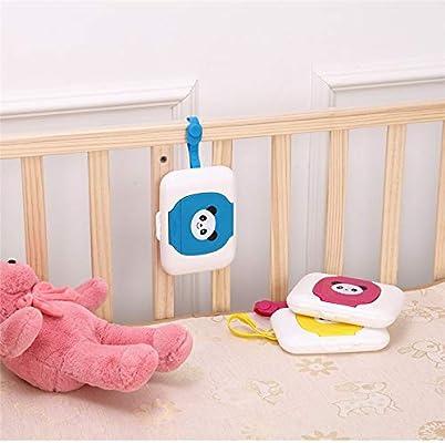 Caja de plástico para toallitas húmedas para carrito de bebé ...