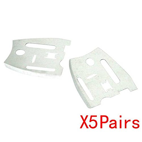 10Pcs Protection Bar Plate Kit Fit For HUSQVARNA 61 268 272