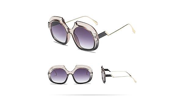 Cocoty-store 2019 Sin Marco Gafas de Sol Protector Reflexivo ...