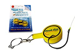 TIE PERFECT KNOTS..... CATCH MORE FISH! Don't Ask others to tie your TACKLE!        ★ Now EVERYBODY can learn to tie a professional knot       ★ Learn to quickly and easily tie hooks, swivels, jig heads and speed clips for attaching to...