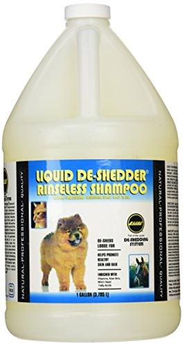 Wild Animal Liquid De-Shedder RTU Rinseless Shampoo Gallon